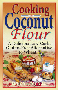 Cooking With Coconut Flour cover
