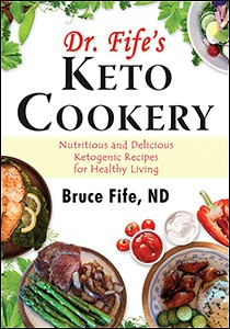 Keto Cookery Cover Front