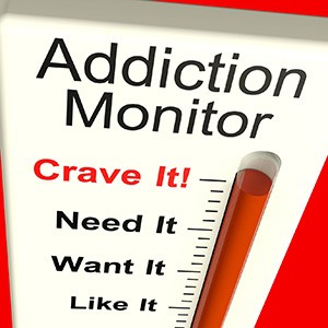 adiction monitor